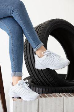 MP Beyaz Unisex Sneaker(114218306)