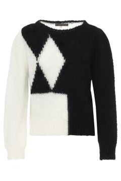 Mohair-Pullover Intrasia(117291952)
