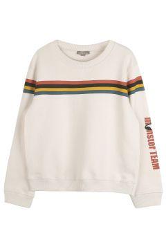 Sweatshirt mit Streifen(113868778)