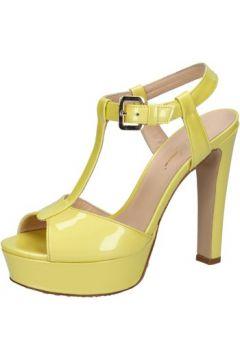 Sandales Mi Amor sandales jaune cuir verni BY164(115400968)