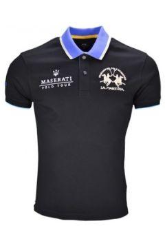 Polo La Martina Polo Maserati noir pour homme(88457740)
