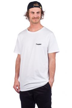 Dedicated Stockholm Dedicated Script T-Shirt wit(85190247)