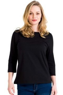 T-shirt Woolovers T-shirt à col bateau et manches 3/4 Femme Jersey(115541458)