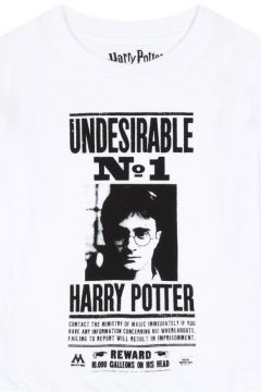 T-Shirt Harry Potter Undesirable(117935177)