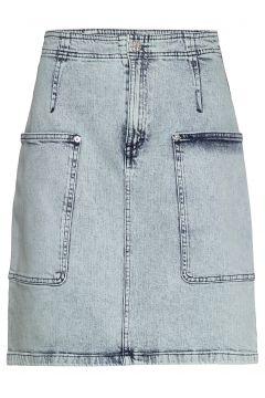 Shantel Knielanges Kleid Blau BAUM UND PFERDGARTEN(109200479)