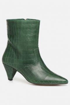 Essentiel Antwerp - Toxicwaste - Stiefeletten & Boots für Damen / grün(111619894)