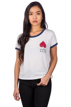RVCA Foliage T-Shirt wit(85184806)