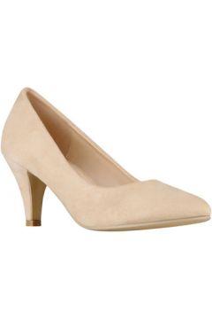 Chaussures escarpins Krisp suédine Cours de talonnette(115498463)