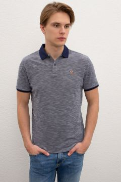 U.S. Polo Assn. Slim Fit Erkek T-Shirt(114002892)