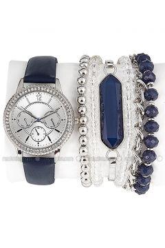 Navy Blue - Watch - Jessica Carlyle(110321170)
