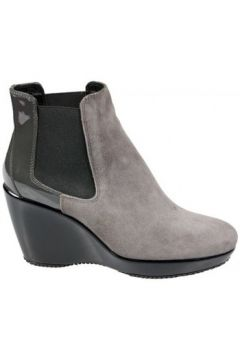 Bottines Hogan Boots Attractive Gris(88552711)