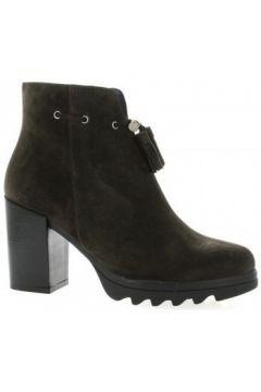 Bottines Riva Di Mare Boots cuir velours(115612304)