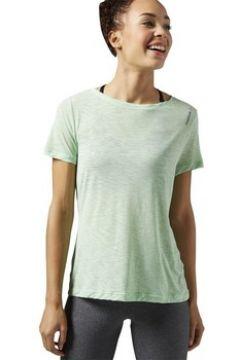 T-shirt Reebok Sport Wor Light Slub Tee(127947803)