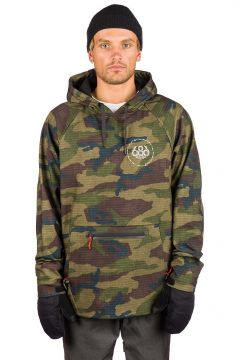 686 Waterproof Shred Hoodie camouflage(114566162)