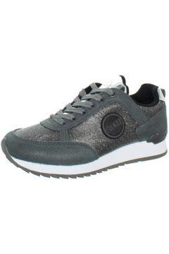 Chaussures Colmar Baskets Travis ref_col41811 Argent(115559995)
