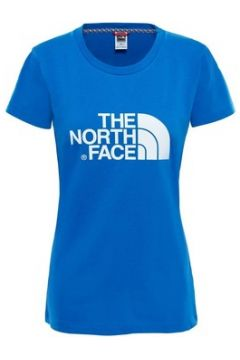 T-shirt The North Face W S/S EASY TEE - RED(115458968)
