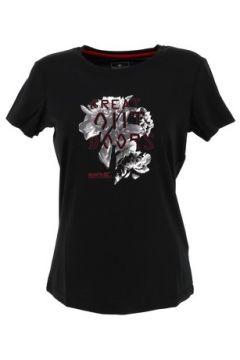 T-shirt Regatta Fingal iv black mc tee l(127855886)