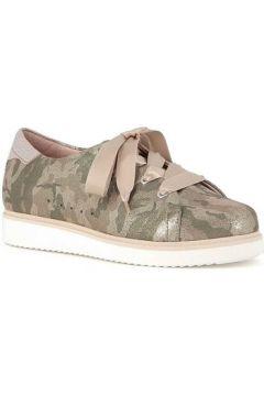 Chaussures Softwaves Derbies camouflage en cuir(115403170)