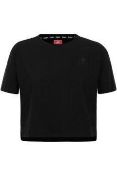 T-shirt Kappa AUTHENTIC ANEZ BANDA NERA(115477796)