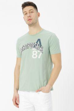 Aeropostale Yeşil T-Shirt(113994295)
