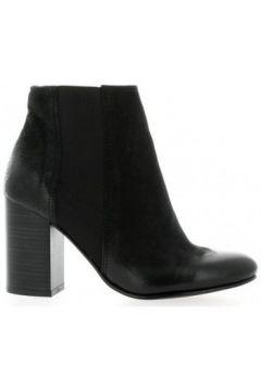 Bottines Reqin\'s Boots cuir nubuck(98529280)