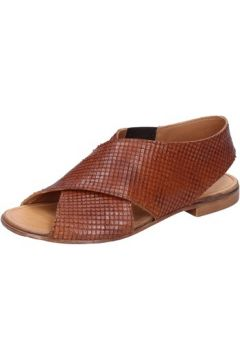 Sandales Moma sandales marron cuir python AB410(88470064)
