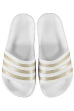 adidas Duramo Slides Ladies - White/Metalic(110463594)