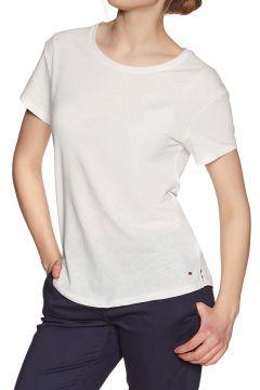 T-Shirt à Manche Courte Femme O\'Neill Lw Essentials - Powder White(111325581)