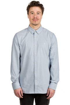 Volcom Oxford Stretch Shirt blauw(93741593)