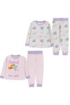 Crafted 2 Pack Pyjama Set Baby - Fairy(110460228)