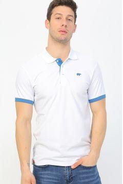 Bad Bear Beyaz T-Shirt(123148764)