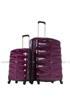 Purple - Suitcases - NK(110328989)