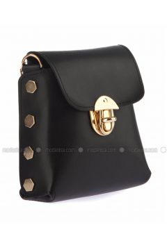 Black - Shoulder Bags - Housebags(110339782)