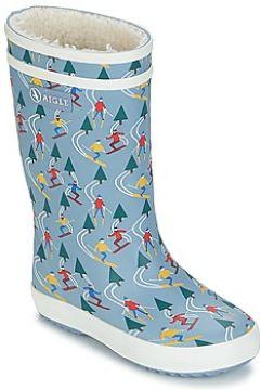 Bottes neige enfant Aigle LOLLY POP PRINT FUR(88474975)