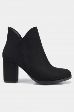 Hotiç Siyah Yaya Kadın Bot & Çizme(124324909)