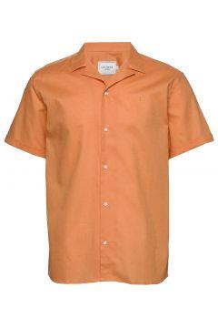 Simon Shirt Kurzärmliges Hemd Orange LES DEUX(114155405)