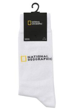National Geographic Beyaz Çorap(113981529)