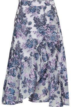 Possera Skirt Knielanges Kleid Blau POSTYR(114163480)