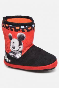 Mickey Mouse - Stick - Hausschuhe für Kinder / rot(111580729)