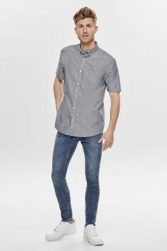 Only & Sons Skinny Fit Mavi Denim Pantolon(123422100)
