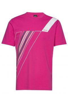 Tee Tr 2 T-Shirt Pink BOSS(114726430)