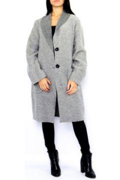 Manteau Cendriyon Manteaux Gris Vêtements Femme(88708635)