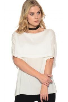 Liquorish Beyaz T-Shirt(113951554)