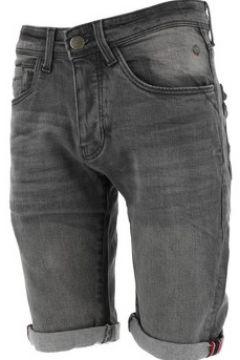 Short Rms 26 Bermuda jeans gris strech(127855896)