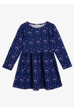 Koton Kız Çocuk Desenli Elbise(117770777)