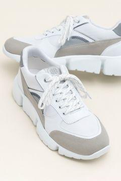 Elle Shoes PUTNAM-1 Beyaz Erkek Ayakkabı(113624000)