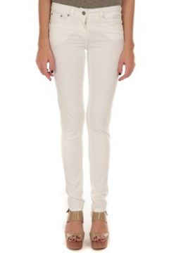 Pantalon Lpb Woman Textile Les Petites Bombes Pantalon Slim Strech Blanc S161201(88503408)