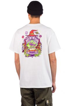 A.Lab Wizard Cruising T-Shirt wit(100278024)