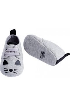 Chaussons enfant Karl Lagerfeld Chaussons gris(115466013)