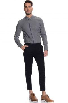 Penford Ankle Siyah Klasik Pantolon(122169584)